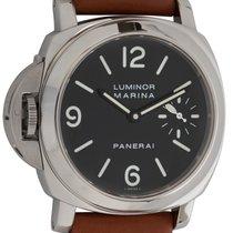 Panerai Luminor Marina Steel 44mm Black Arabic numerals United States of America, Texas, Austin