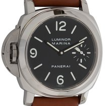 Panerai Luminor Marina Steel 44mm Black Arabic numerals United States of America, Texas, Austin