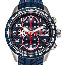 Graham Silverstone RS Acero 46mm