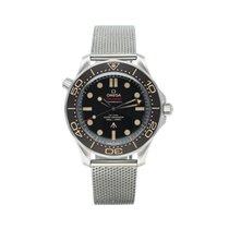 Omega Seamaster Diver 300 M Titanium 42mm Black No numerals United States of America, North Carolina, Matthews