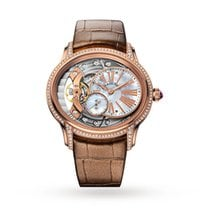 Audemars Piguet Millenary Ladies nou 2020 Armare manuala Ceas cu cutie originală și documente originale 77247OR.ZZ.A812CR.01