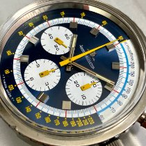 Jaeger-LeCoultre Deep Sea Chronograph Steel Blue