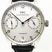 IWC Portuguese Automatic IW500104 2006 подержанные