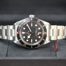 Tudor M79030N-0001 Acier 2018 Black Bay Fifty-Eight 39mm occasion