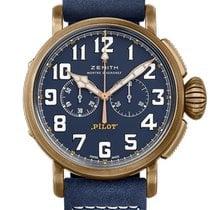 Zenith Pilot Type 20 Extra Special neu 2020 Automatik Uhr mit Original-Box und Original-Papieren 29.2430.679/57.C808