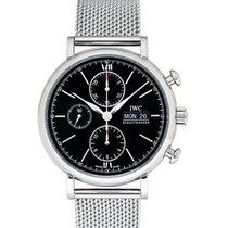 IWC IW391010 Сталь 2020 Portofino Chronograph 42mm новые