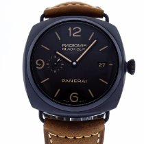 Panerai Radiomir Black Seal 3 Days Automatic Ceramic 45mm Brown United States of America, Georgia, Atlanta
