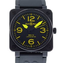 Bell & Ross BR 01-92 Aviation Yellow 2010 pre-owned