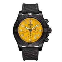 Breitling Avenger Hurricane 50mm Yellow United States of America, New York, NY