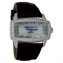 Patek Philippe Gondolo White gold 37mm Mother of pearl United States of America, New York, NY
