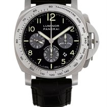 Panerai Steel 43mm Automatic OP 6595 pre-owned United States of America, New York, NY