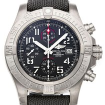 Breitling Avenger Bandit Steel 45mm Grey United States of America, New York, NY