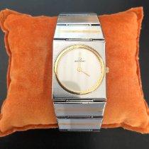 Jean Lassale Gold/Stahl 26mm Quarz gebraucht