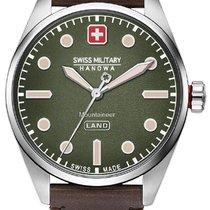 Swiss Military 42mm Кварцевые 06-4345.7.04.006 новые