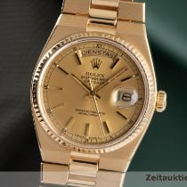Rolex Day-Date Oysterquartz 36mm Gold
