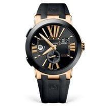 Ulysse Nardin Executive Dual Time 246-00-3/42 New Rose gold 43mm Automatic United Kingdom, Nuneaton