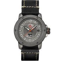 Liv Watches Steel 42mm new United States of America, Florida, Miami
