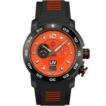 Liv Watches Stahl 43mm neu
