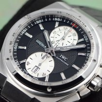 IWC Big Ingenieur Chronograph Steel Black No numerals United States of America, Texas, Houston