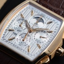IWC Da Vinci Perpetual Calendar Rose gold 43mm Silver United States of America, Texas, Houston
