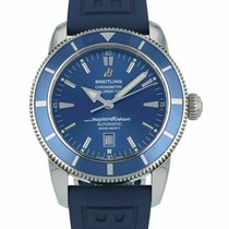 Breitling Superocean Héritage 46 Steel 46mm Blue