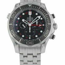 Omega Seamaster Diver 300 M Steel 44mm Black United States of America, Florida, Sarasota