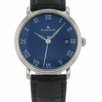 Blancpain Villeret Ultra-Slim White gold 38mm Blue United States of America, Florida, Sarasota