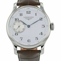 Longines Master Collection Steel 47.5mm Silver United States of America, Florida, Sarasota