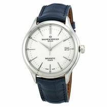 Baume & Mercier Clifton Steel 40mm White United States of America, Florida, Sarasota