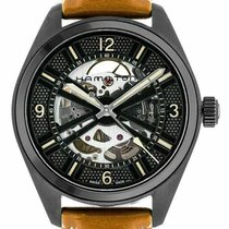 Hamilton Khaki Field Skeleton 42mm Champagne United States of America, Florida, Sarasota