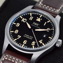 IWC Pilot Mark Titanium 40mm Black Arabic numerals United States of America, Texas, Houston