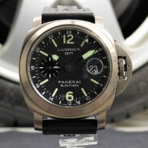 Panerai Luminor GMT Automatic Titanium 44mm Black United States of America, Pennsylvania, Huntingdon Valley