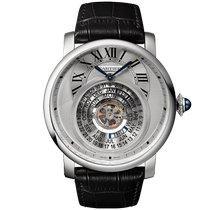 Cartier Rotonde de Cartier W1556242 New Platinum 45mm Automatic