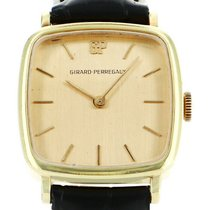 Girard Perregaux Acero y oro 24mm Cuerda manual GP 651-690 usados