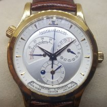 Jaeger-LeCoultre Master Geographic Rose gold 38mm Silver No numerals United States of America, Colorado, 80206