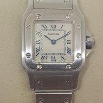 Cartier Santos Galbée Steel 24mm White Roman numerals United States of America, Colorado, 80206