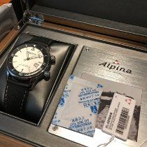 Alpina Seastrong Steel 42mm Silver United States of America, North Carolina, Canton