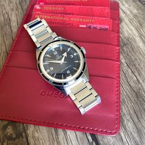 Omega Seamaster 300 Steel 39mm Black United States of America, California, Sunnyvale