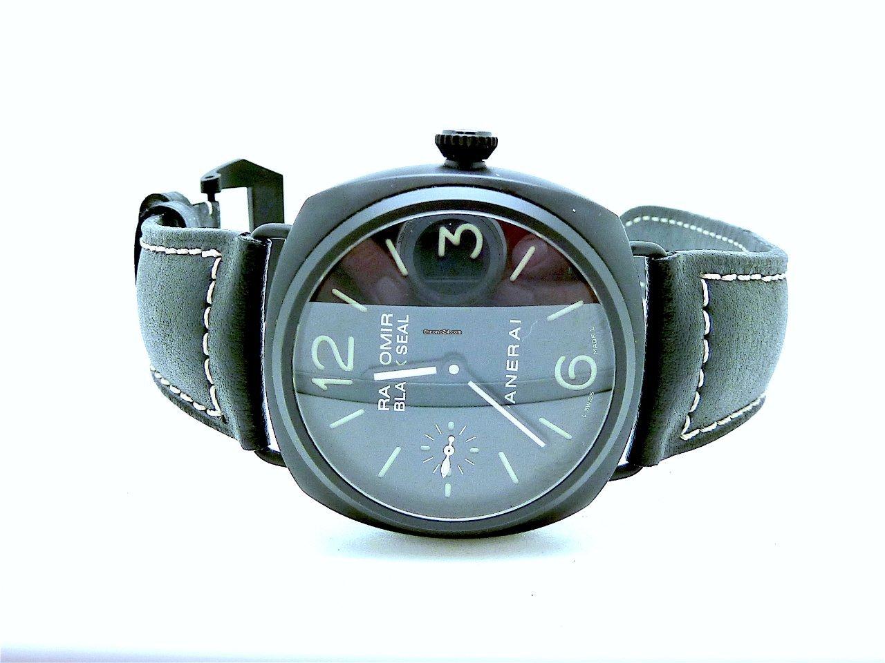 Panerai Radiomir Black Seal PAM 00292 2012 usados