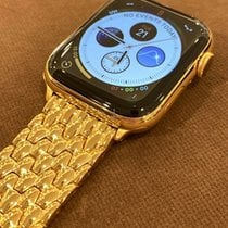 Apple Apple Watch A2008 Mycket bra Stål 44mm Kvarts