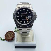 Rolex Explorer II 216570 Sehr gut Stahl 42mm Automatik Österreich, Dornbirn