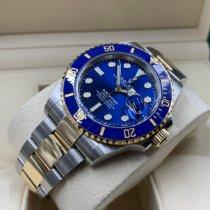 Rolex Submariner Date Gold/Stahl 41mm Blau Deutschland, Stuttgart