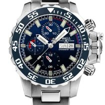 Ball Engineer Hydrocarbon Nedu DC3026A-S3C-BE New Titanium 42mm Automatic