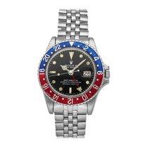 Rolex GMT-Master Steel 40mm Black No numerals United States of America, Pennsylvania, Bala Cynwyd