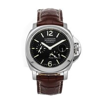 Panerai Luminor Power Reserve Steel 44mm Black United States of America, Pennsylvania, Bala Cynwyd