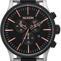 Nixon Acero A386-2051 nuevo