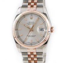 Rolex 116231 Or rose Datejust occasion