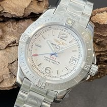 Breitling Colt Lady Steel 33mm White