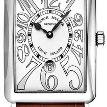 Franck Muller Steel Automatic Silver 32mm new Long Island