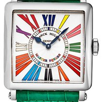 Franck Muller Master Square Steel 36.5mm Silver United States of America, New York, Brooklyn